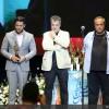 محمد رضا گلزار | شوخی حاشیه ساز مهران مدیری با محمدرضا گلزار(ویدیو)
