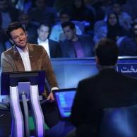 محمد رضا گلزار | پشت صحنه ای از آنچه در برنده باش می گذرد