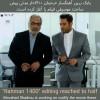محمد رضا گلزار | تدوین «رحمان ۱۴۰۰» به نیمه رسید
