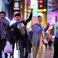 محمد رضا گلزار | چند ویدیو از قسمتهای مختلف ساخت ایران ۲ رضاگلزار