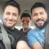 محمد رضا گلزار | پست اینستاگرامی رضاگلزار از سریال ساخت ایران۲