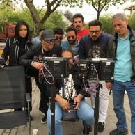 محمد رضا گلزار | جدیدترین عکس و ویدیوهای منتشر شده از سریال ساخت ایران ۲