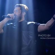 محمد رضا گلزار | عکسهای جدید منتشر شده از کنسرت ۱۳ شهریور رضاگلزار