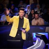 محمد رضا گلزار   عکسهای جدید از مسابقه برنده باش
