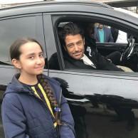 محمد رضا گلزار | محمدرضا گلزار به همراه دوستان و طرفداران