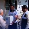 محمد رضا گلزار   ارسال کمکهای برنده باش برای مناطق سیل زده
