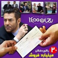 محمد رضا گلزار | رحمان۱۴۰۰ ،تازه ترین فیلممحمدرضاگلزار،به باشگاه ۲۰ میلیاردیها پیوست