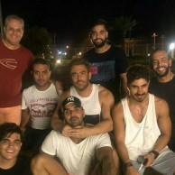 محمد رضا گلزار | رضاگلزار و دوستان و طرفداران ،سفر تابستانه به دشت نور