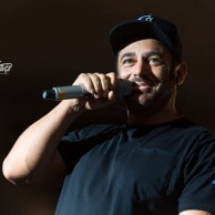 محمد رضا گلزار | کنسرت  سرعین رضاگلزار در بین خیل جمعیت مشتاق برگزار شد