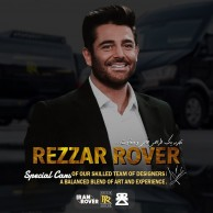 محمد رضا گلزار | Rezzarrover