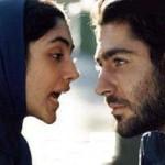 گلشیفته فراهانی و محمدرضا گلزار در فیلم بوتیک