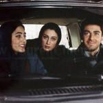 هدیه تهرانی در فیلم زمانه