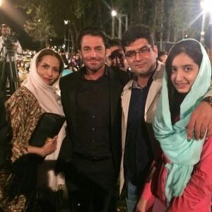 reza golzar & Ali atshani