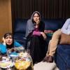 Tabrik be Pedrame Alizadeye aziz va tabrik be hameye avamele filme KHOSHKSALIO DOROUGH Parvaneye namayeshe film sader shod.