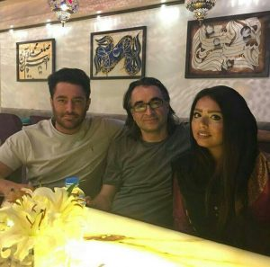 Reza golzar _ annar restaurant
