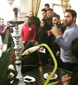 reza golzar – annar restaurant