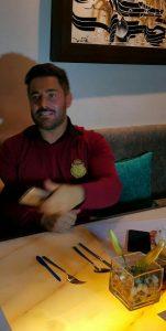 reza golzar - annar restaurant