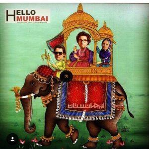 reza golzar - poster – hello mumbai