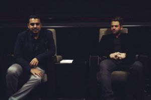 reza golzar – ekran hello mumbai – kourosh