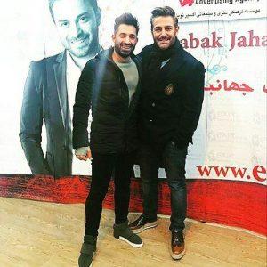 reza golzar - concert - babak jahanbakhsh - tarafdar