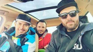 reza golzar - dustan - ski