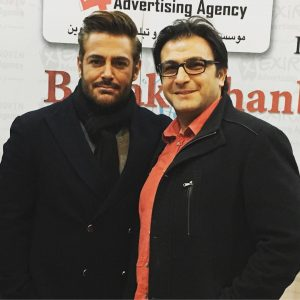 reza golzar - concert babak jahanbakhsh - dustan