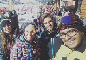 reza golzar – piste ski – ۹۵ – tarafda