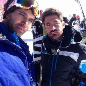 reza golzar – piste ski – ۹۵ – tarafdar