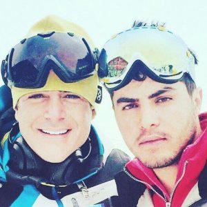 reza golzar - ski