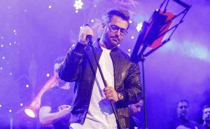 reza golzar – Bandar abbas – concert – rezzar band - instagram