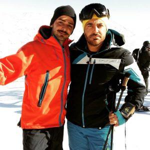 reza golzar - ski - tarafdar