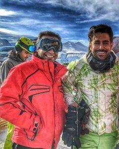 reza golzar - ski - dizin