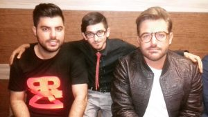reza golzar – Bandar abbas – concert – rezzar band – tarafdar