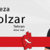 reza golzar – rezzar band – concert tehran