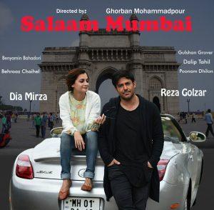 reza golzar - hello mumbai - fan