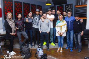 reza golzar - rezzar band - studio - concert 20 sfand 95
