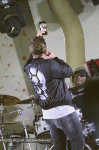 reza golzar - rezzar band - concert 21 sfand 95 rasht