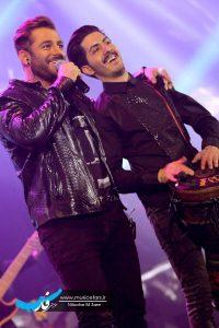reza golzar_rezzar band_concert tehran1