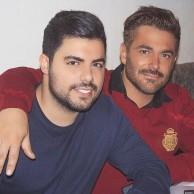 محمد رضا گلزار | محمدرضا گلزار همه جا با طرفداران و دوستان