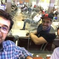 محمد رضا گلزار | رضا گلزار در گوشه و کنار کشور