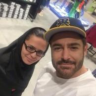 محمد رضا گلزار | عکسهای جدید ورزشی رضا گلزار در روشا و اکلیپس