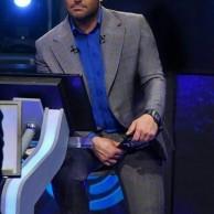 محمد رضا گلزار | رضاگلزار در نماهایی متفاوت از مسابقه برنده باش