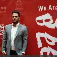 محمد رضا گلزار | گزارش ویدیویی از افتتاحیه فیلم ما همه با هم هستیم با حضور رضا گلزار و دیگر بازیگران فیلم